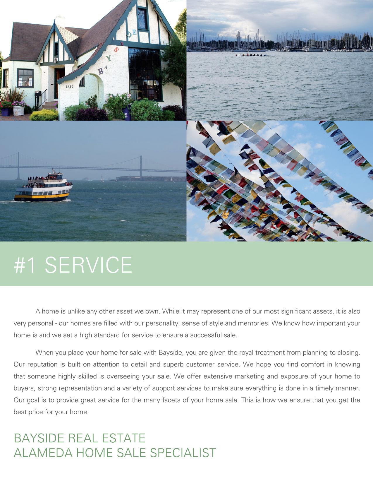 Listing Presentation - #1 Service