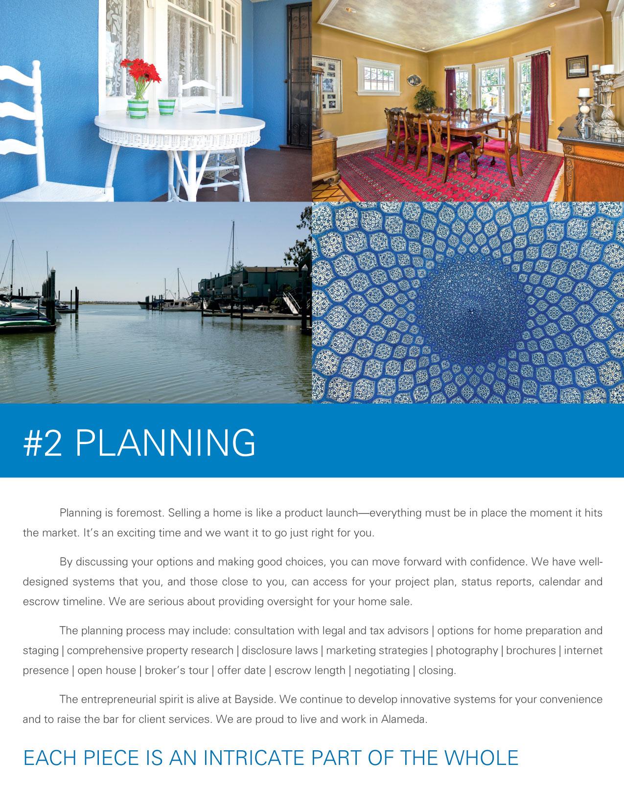 Listing Presentation - #2 Planning