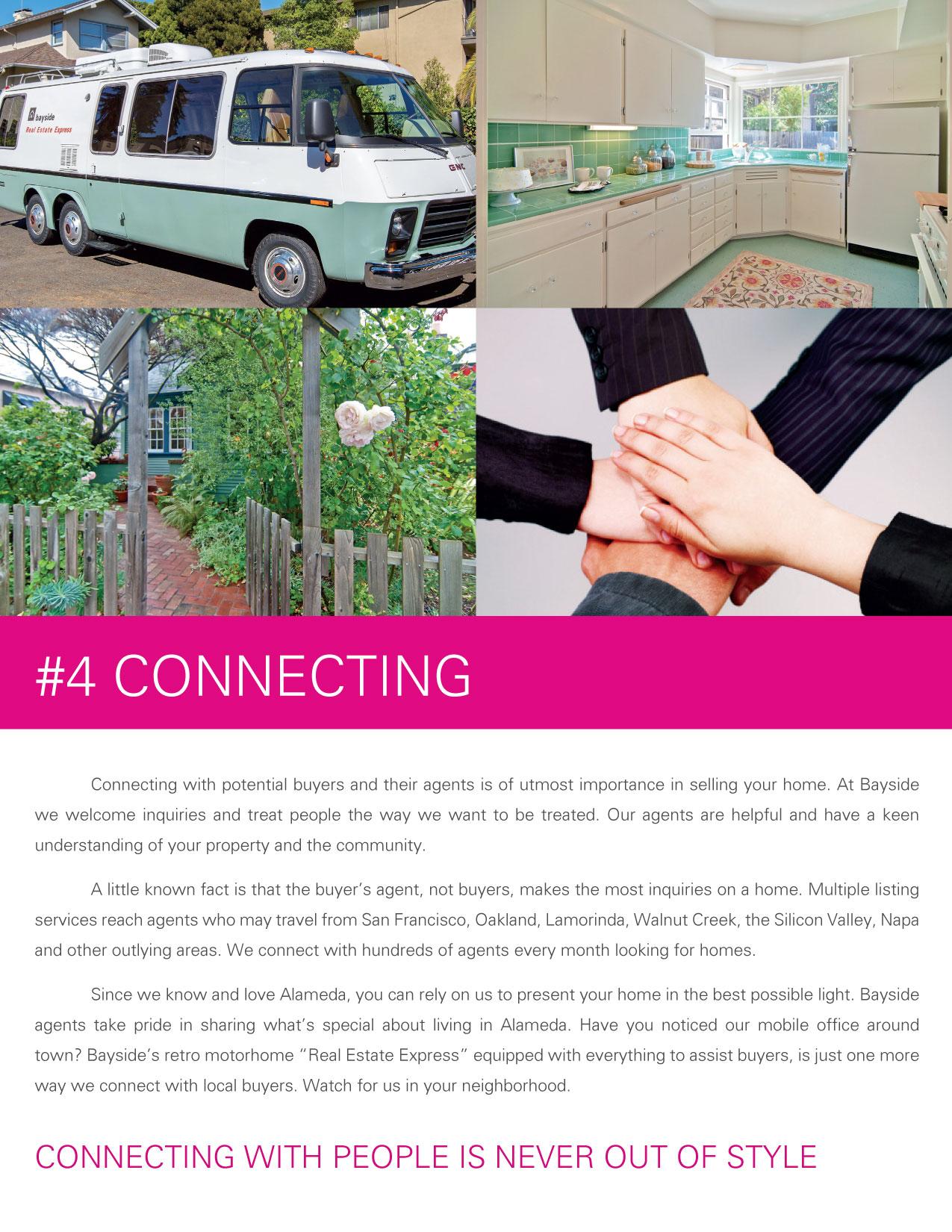 Listing Presentation - #4 Connecting