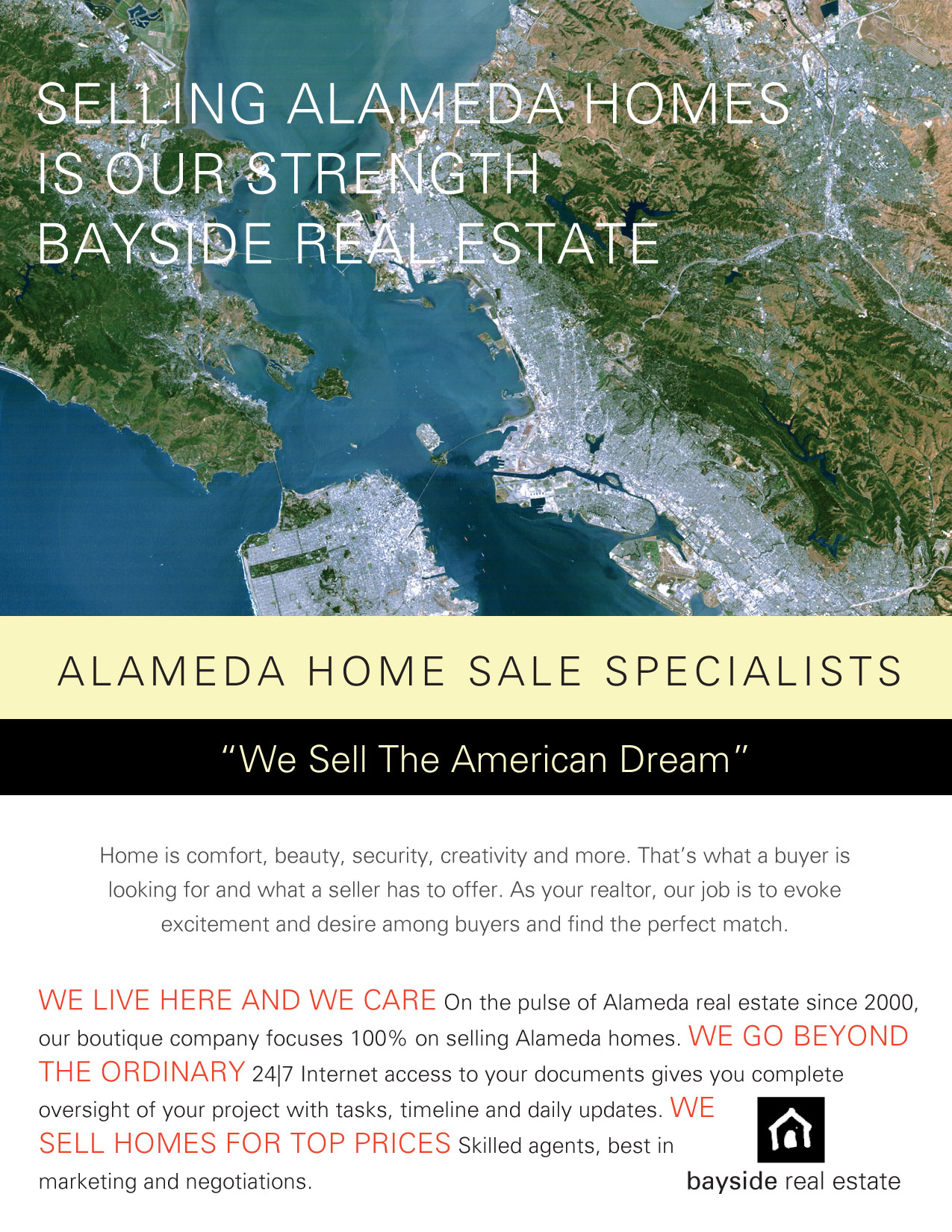 Listing Presentation - Alameda Home Sale Specialists